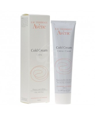 Avene Cold Cream Sensitive Skin 100 ml