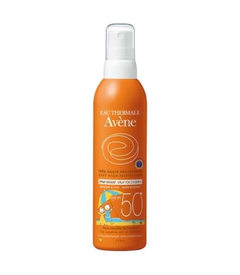 Avene Ecran pour Enfant IP50+ Spray 200 ml