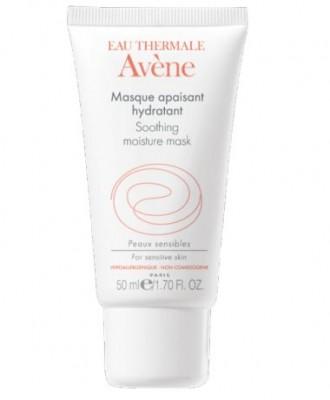 Avene Soothing Moisture Mask 50 ml