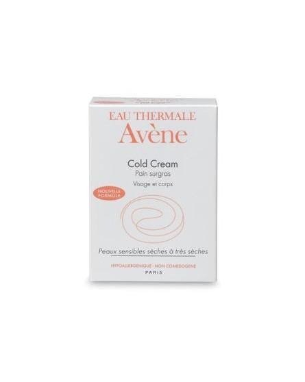 Avene Cold Cream Ultra-Rich Cleansing Bar 100 g