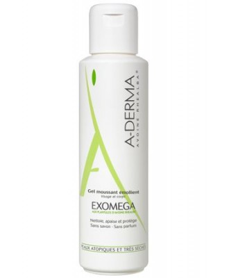 Aderma Exomega Emollient Skin Foam 500 ml