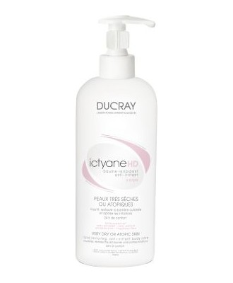Ducray Ictyane HD Body Balm 400 ml