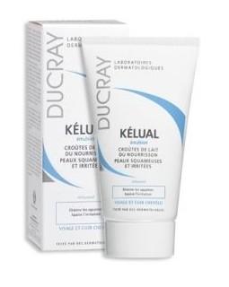 Ducray Kelual Emulsion Peaux Irritees 50 ml