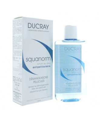 Ducray Squanorm Lotion Antipelliculaire au Zinc 200 ml