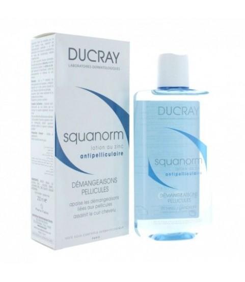 Ducray Squanorm Lotion Antipelliculaire au Zinc 200 ml