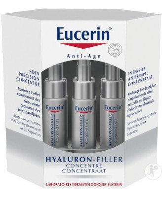 Eucerin Anti Age Hyaluron Filler Concentrate 6 x 5 ml