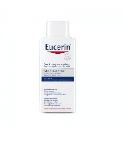 Eucerin Atopicontrol Cleansing Oil 400 ml