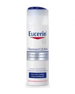 Eucerin Dermatoclean Lait Demaquillant Doux 200 ml