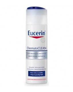 Eucerin Dermatoclean Mild Cleansing Milk 200 ml