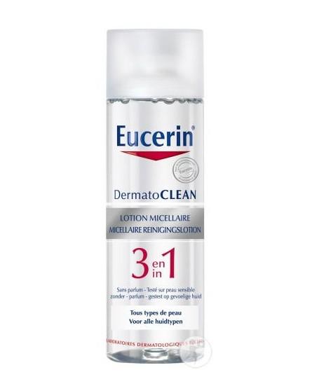 Eucerin Dermato Clean Lotion Micellaire 200 ml