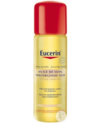 Eucerin Natural Caring Oil 125 ml