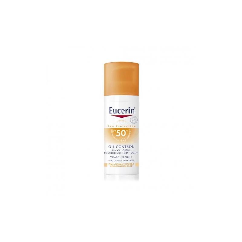 Eucerin Sun Dry Touch Oil Control 50+ 50 ml