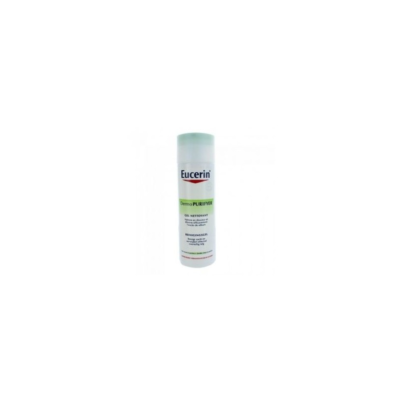 Eucerin Dermopurifyer Cleaner Gel