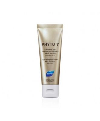 Phyto 7 Creme Cheveux Secs 50 ml
