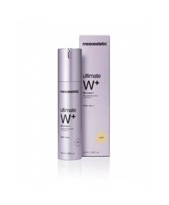 Mesoestetic Ultimate W+ BB SPF 50 Teinte Light 50 ml