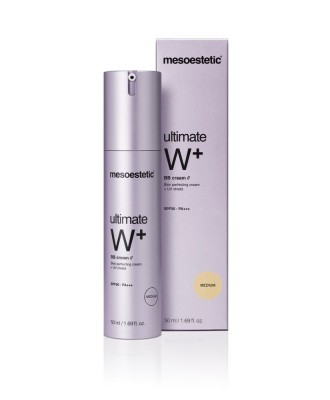 Mesoestetic Ultimate W+ BB SPF 50 Teinte Medium 50 ml