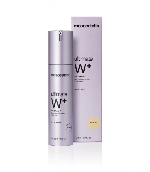 Mesoestetic Ultimate W+ BB SPF 50 Teinte Medium 50 ml