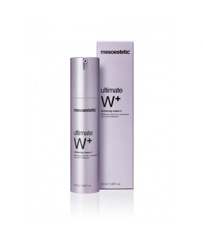 Mesoestetic Ultimate W+ Whitening Cream 50 ml