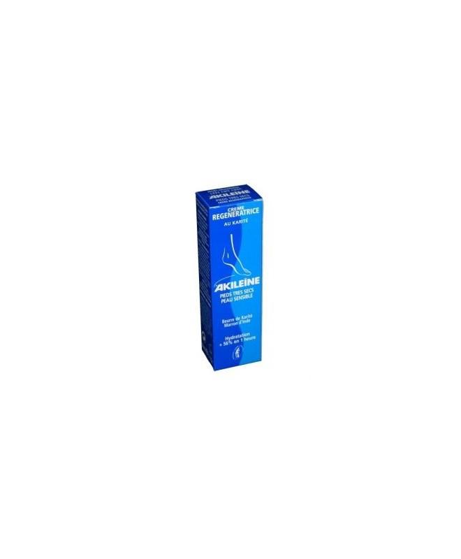 Akileine Creme Nutri Reparatrice Pieds 50 ml