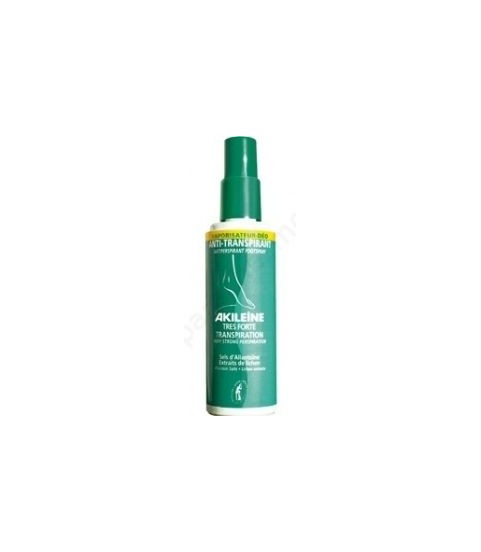 Akileine Vaporisateur Deo Anti-Transpirant 100 ml