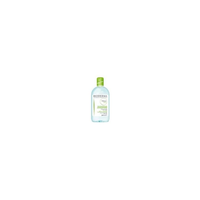 Bioderma Sebium H2O Solution Micellaire 500 ml