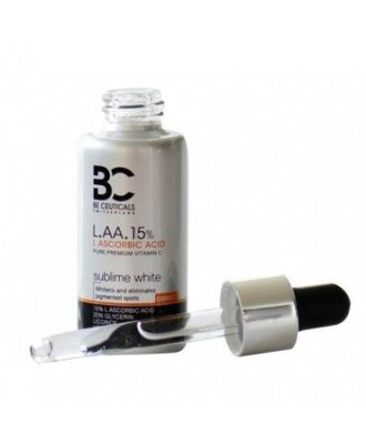 Be Ceuticals L.AA.15% Sublime White Correct 35 ml