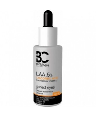 BE CEUTICALS LAA 5% PERFECT EYES 15ML