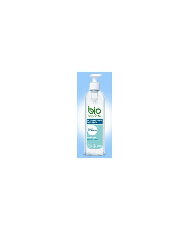 Bio secure Gel Nettoyant Visage 250 ml