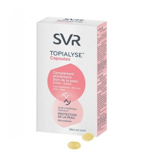 SVR TOPIALYSE CAPSULES X 60