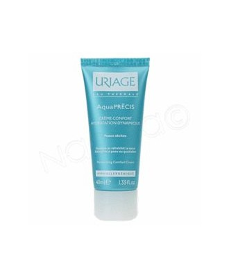 URIAGE AQUAPRECIS COMFORT CREAM SENSITIVE SKIN 40ML