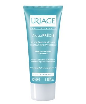URIAGE AQUAPRECIS GEL FRESH CREAM 40ML