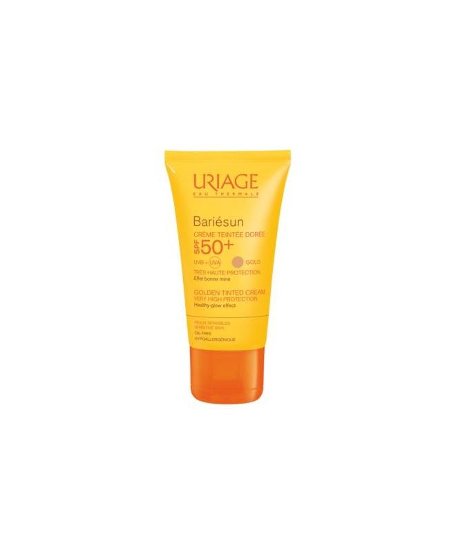 Uriage Bariesun SPF50 + Golden Colored Cream Sensitive Skins
