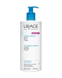 Uriage Creme Lavante Gras 500 ml