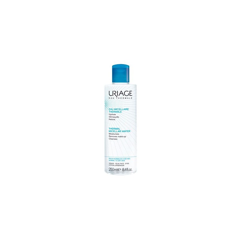 Uriage Eau Micellaire Thermale Peaux Normales Seches 250 ml
