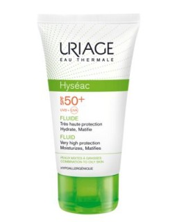 Uriage Hyseac Fluide Solaire IP50 50 ml