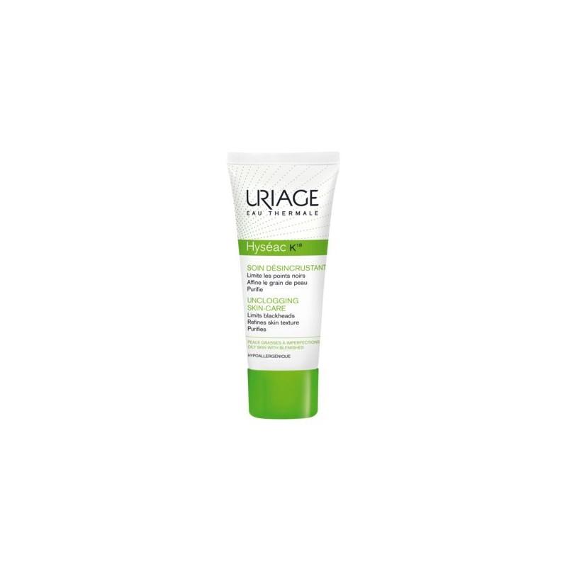 Uriage Hyseac K18 Creme Peaux Grasses 40 ml