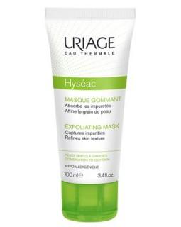 Uriage Hyseac Masque Gommant Peaux Mixtes 100 ml
