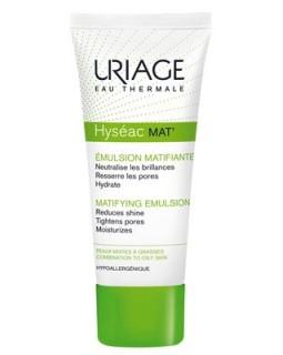 Uriage Hyseac Mat Creme Peaux Mixtes Grasses 40 ml