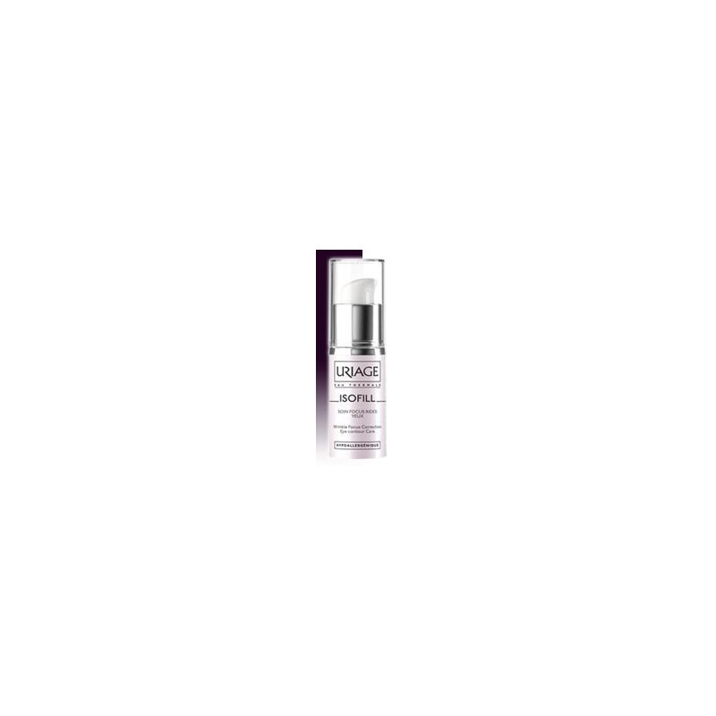 Uriage Isofill Anti Wrinkles Eye Focus 30 ml