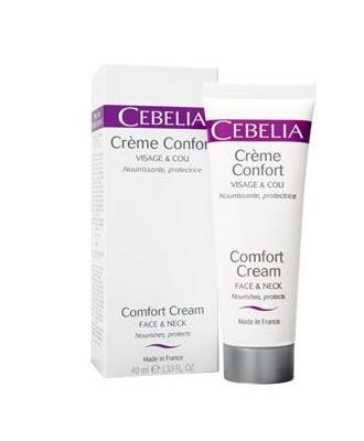 Cebelia Creme Confort Visage & Cou 40 ml