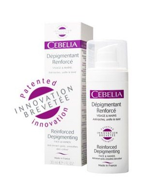 Cebelia Depigmentant Renforce Visage & Mains 30 ml