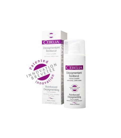 Cebelia Depigmentant Renforce Visage & Mains 30 ml