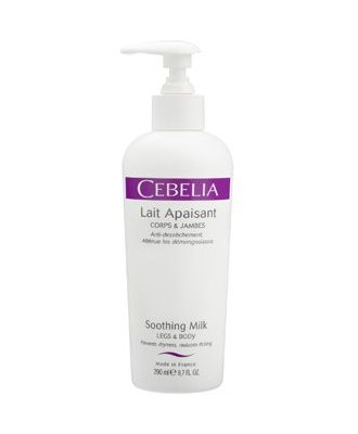 Cebelia Soothing Milk For Legs and Arms 290 ml