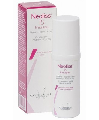 CODEXIAL NEOLISS 15 EMULSION POMPE 30ML
