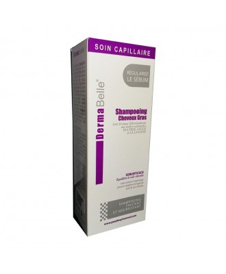 DERMABELLE SHAMPOOING CHEVEUX GRAS 200ML