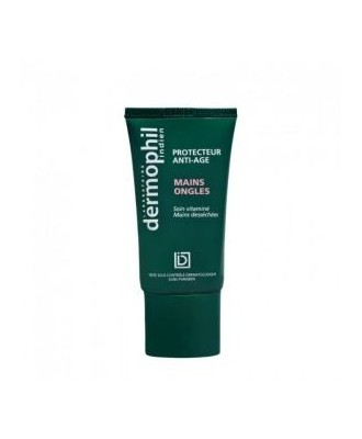 Dermophil Creme Mains et Ongles Anti Age 75 ml