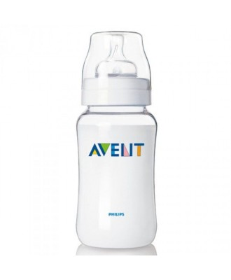 AVENT CLASSIC BABY BOTTLE 330ML - SCF686/61