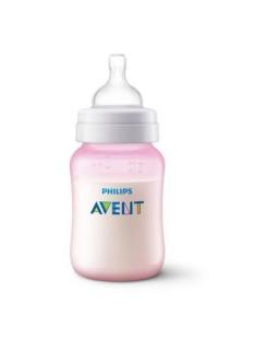 AVENT CLASSIC+ PP BABY BOTTLE 260ML x 2 SCF564/62 - GIRL