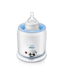AVENT BOTTLE AND MEAL ELECTRIC WARMER SCF255/57
