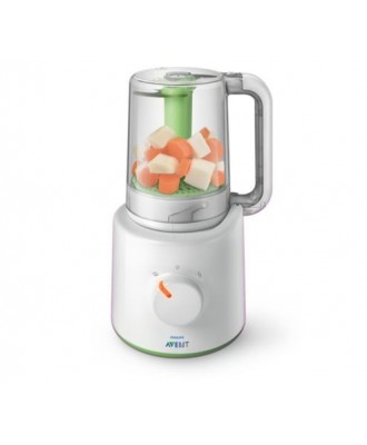 AVENT Combined Steamer and Blender SCF870/22